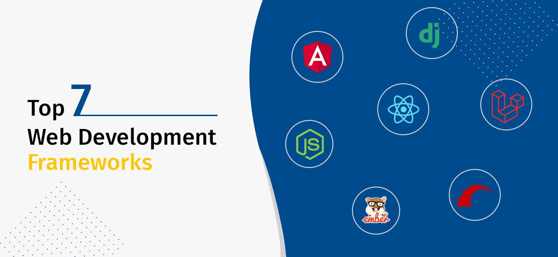 Top 7 Web Development Frameworks