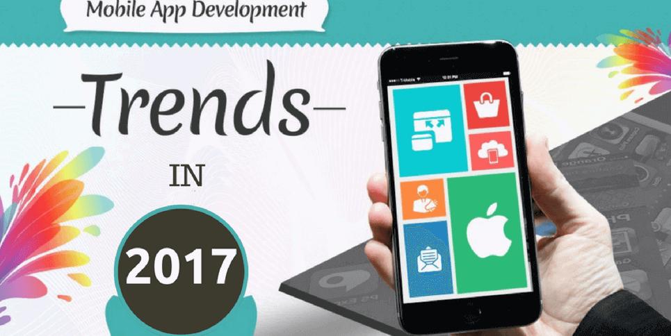 Mobile App development trends in 2017
