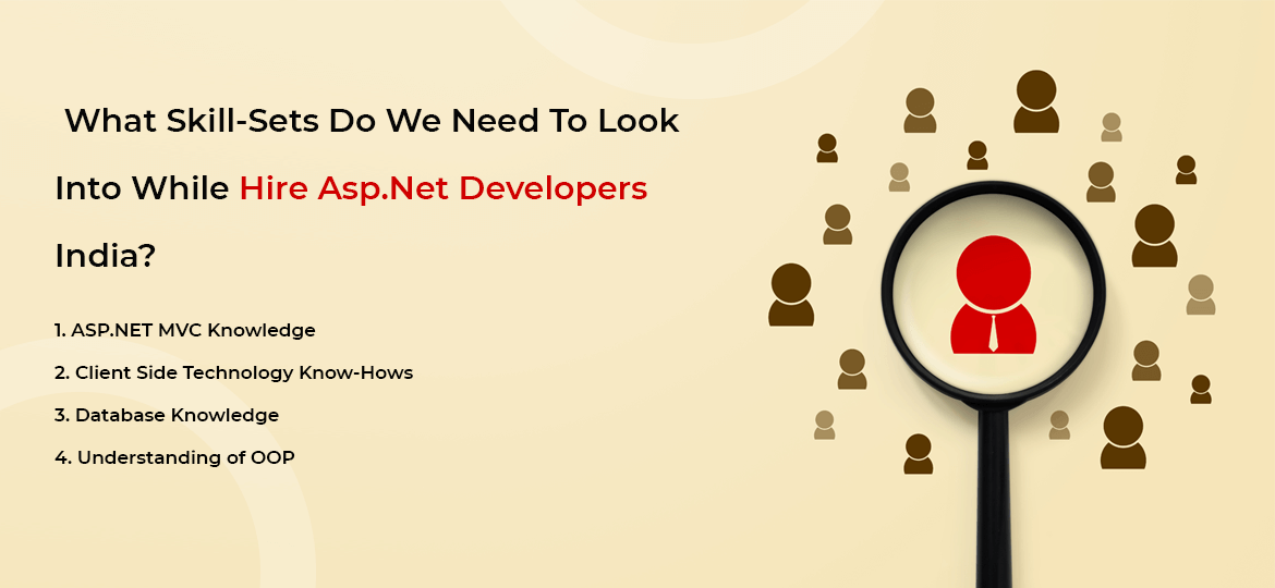 What Skill-Sets Do We Need To Look Into While Hire Asp.Net Developers India?