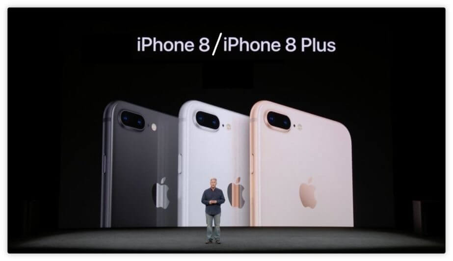 iPhone 8 and iPhone 8 Plus:The Next-Gen iPhone