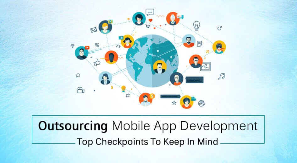 Outsource mobile application development