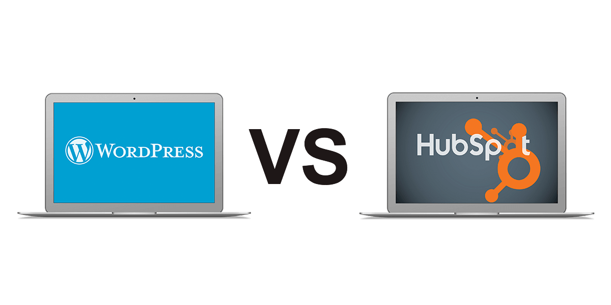 wordpress versus hubspot