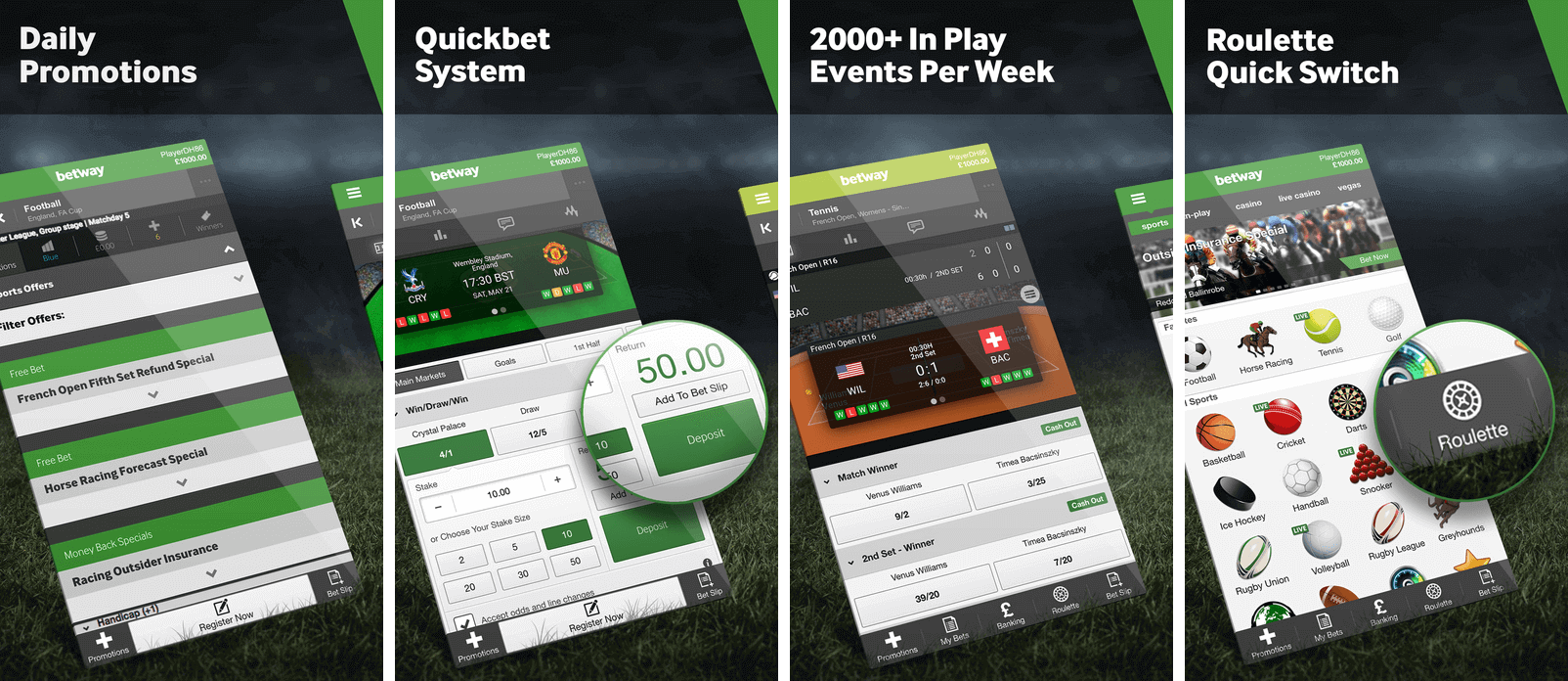 android sports app