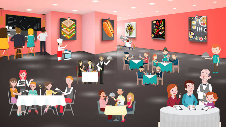 Restaurant Mobile App
