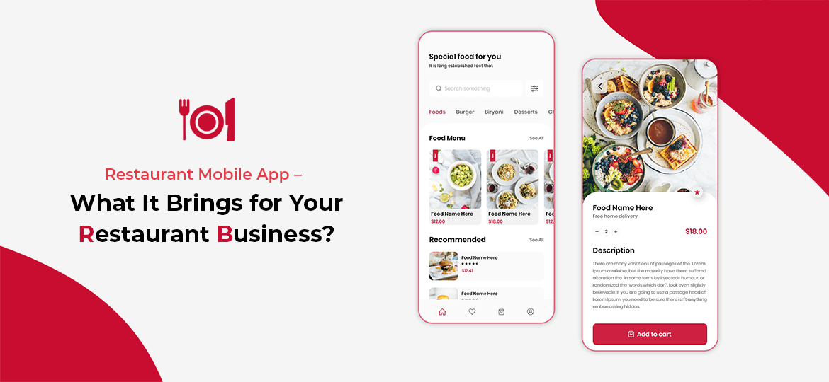 Restaurant Mobile App – What It Brings for Your Restaurant Business?