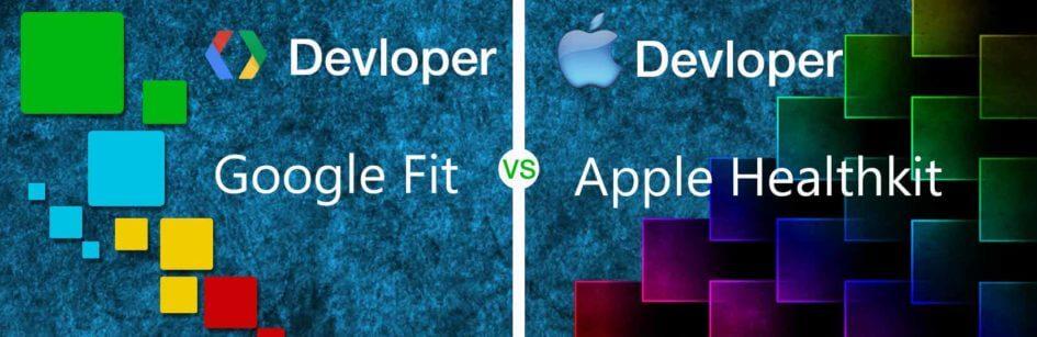 HealthKit vs Google fit