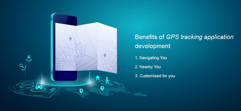 Benefits of GPS tracking application development