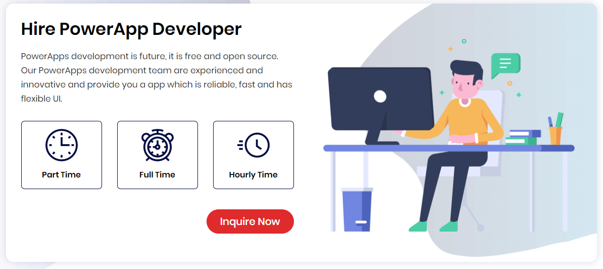 Hire Powerapp Developer