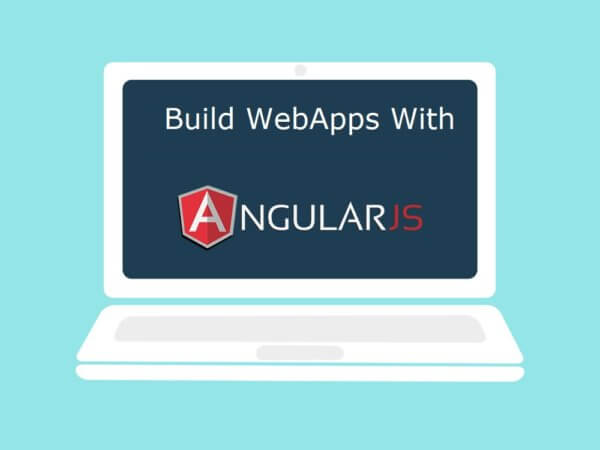 angularjs webapps development