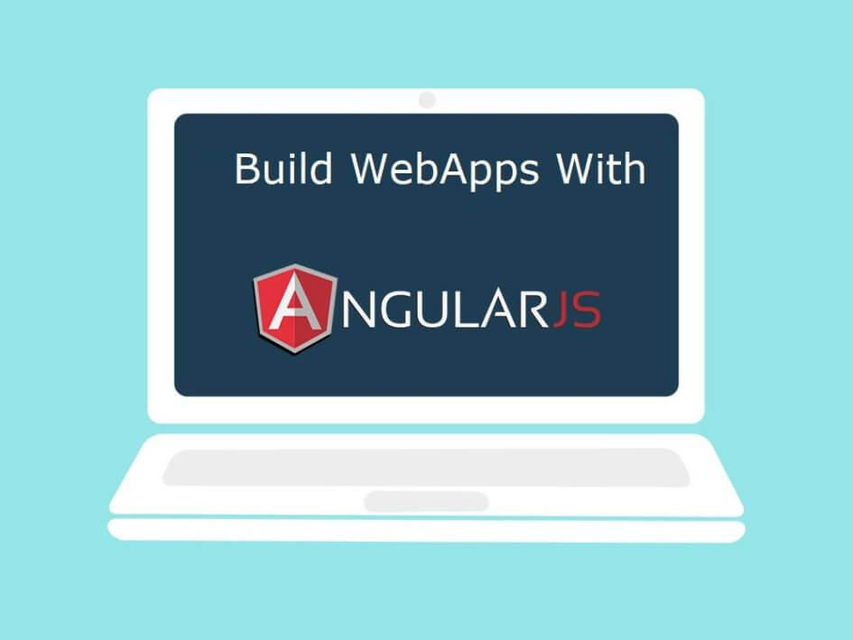 angularjs webapps development