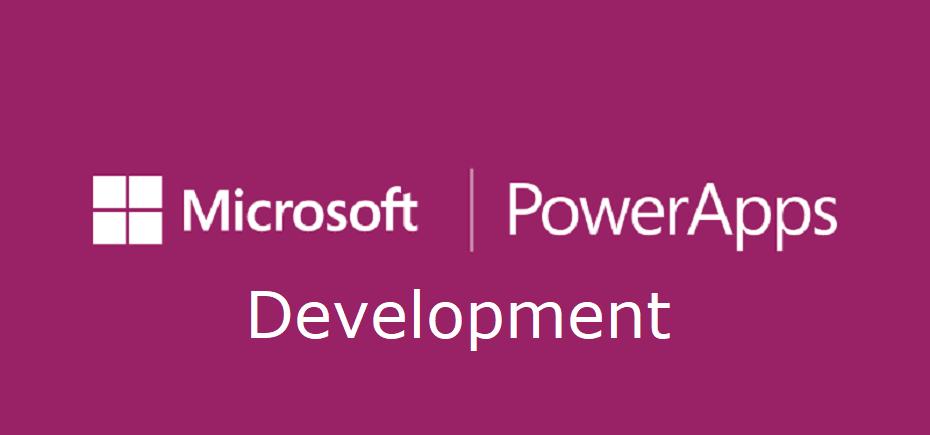 Microsoft Powerapps Development