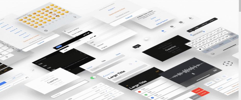 iOS Apps Design
