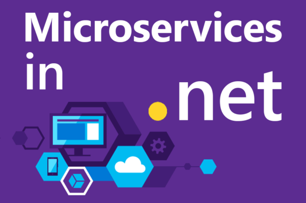 microservices with net