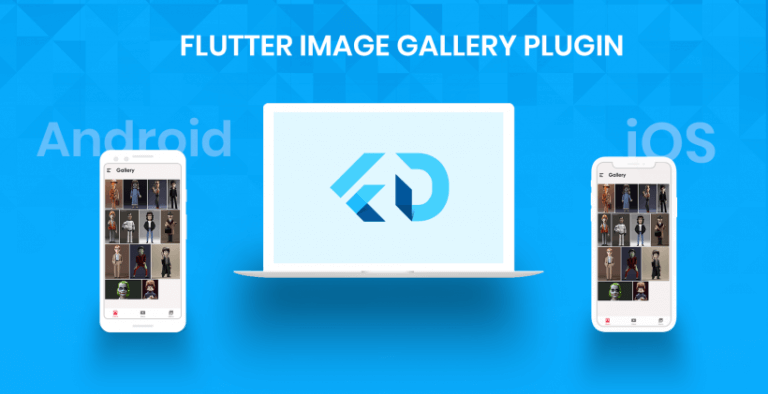 Flutter Application for iOS and Android