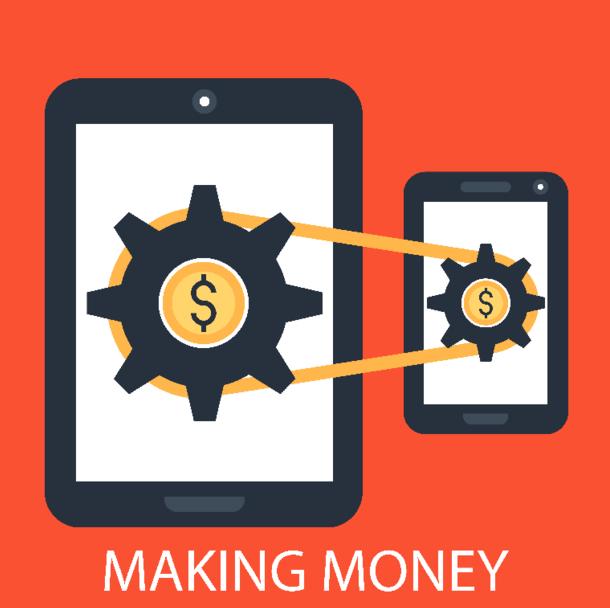 make money iphone app