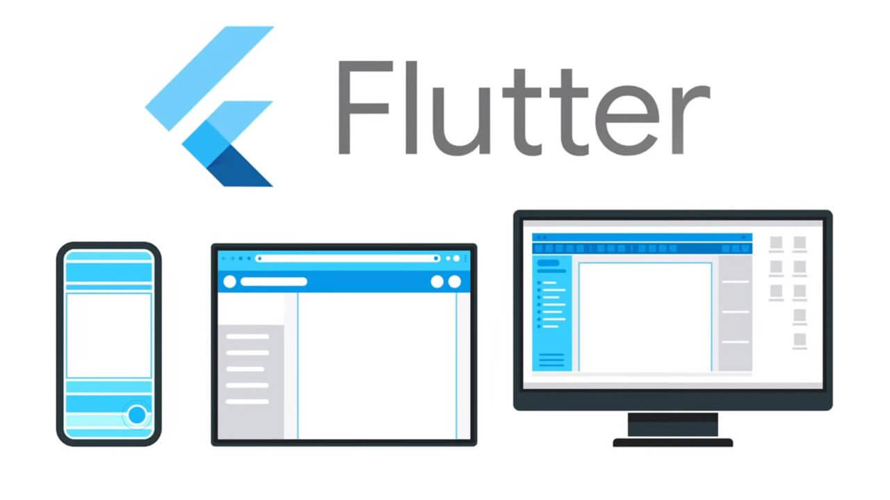 Flutter Desktop Application
