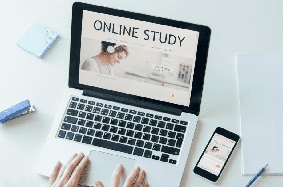online study app development