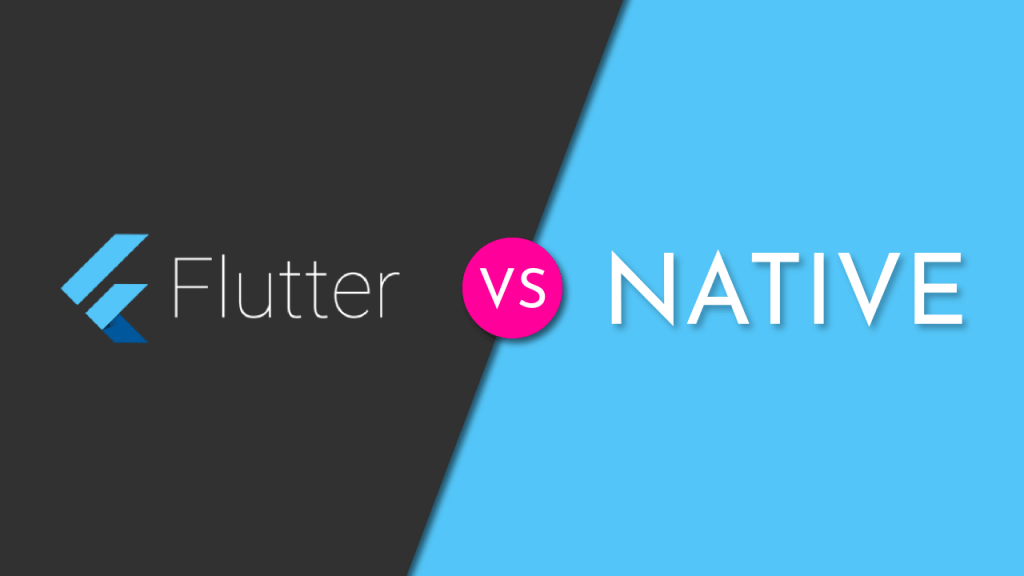 Native vs flutter Development