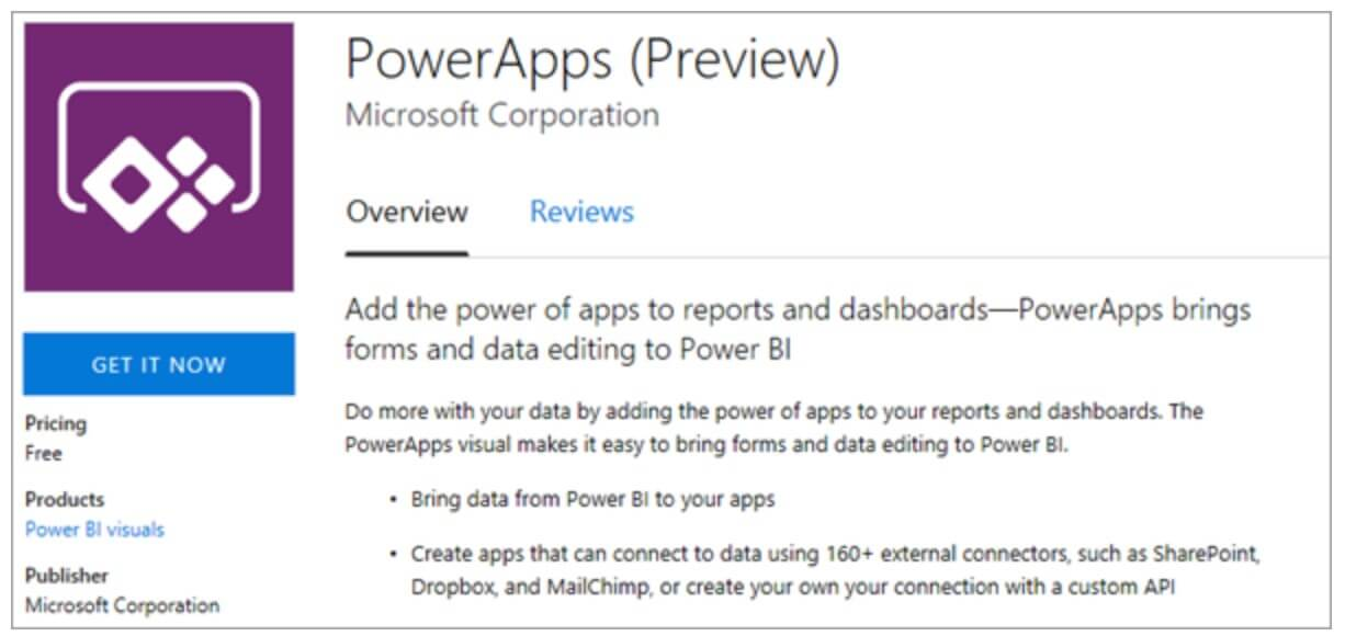 Powerapps preview