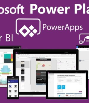Integrating PowerApps with Power BI