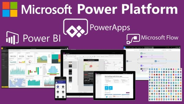 PowerApps with Power BI