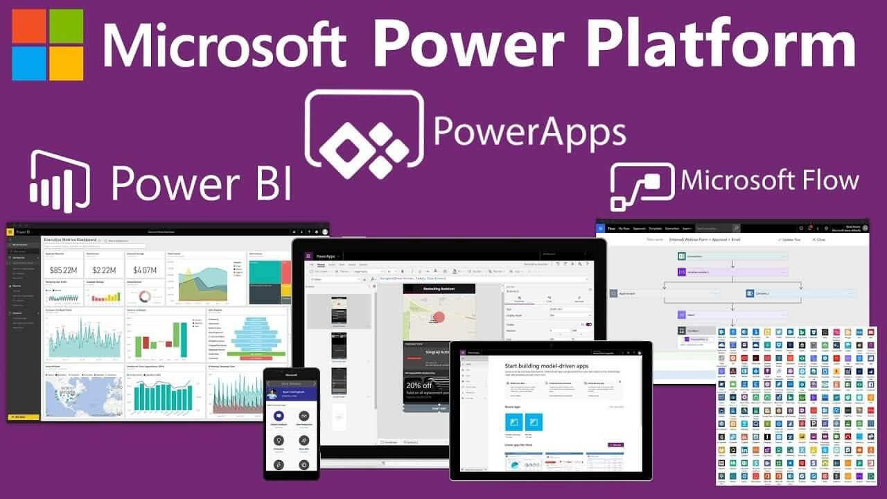 PowerApps with Power BI