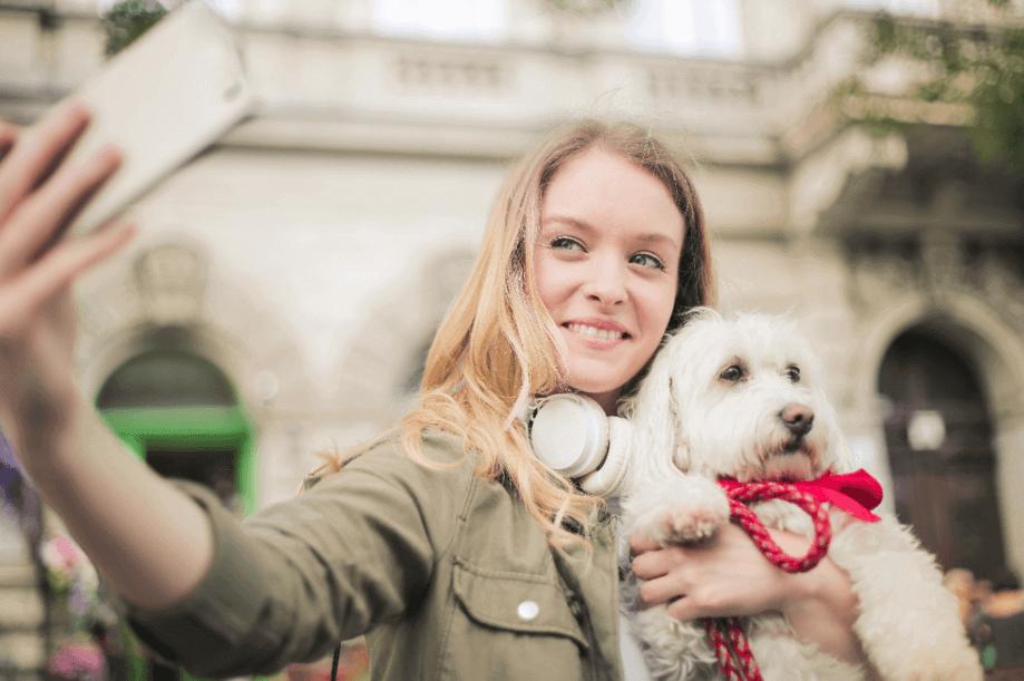 On-Demand Dog Walking App