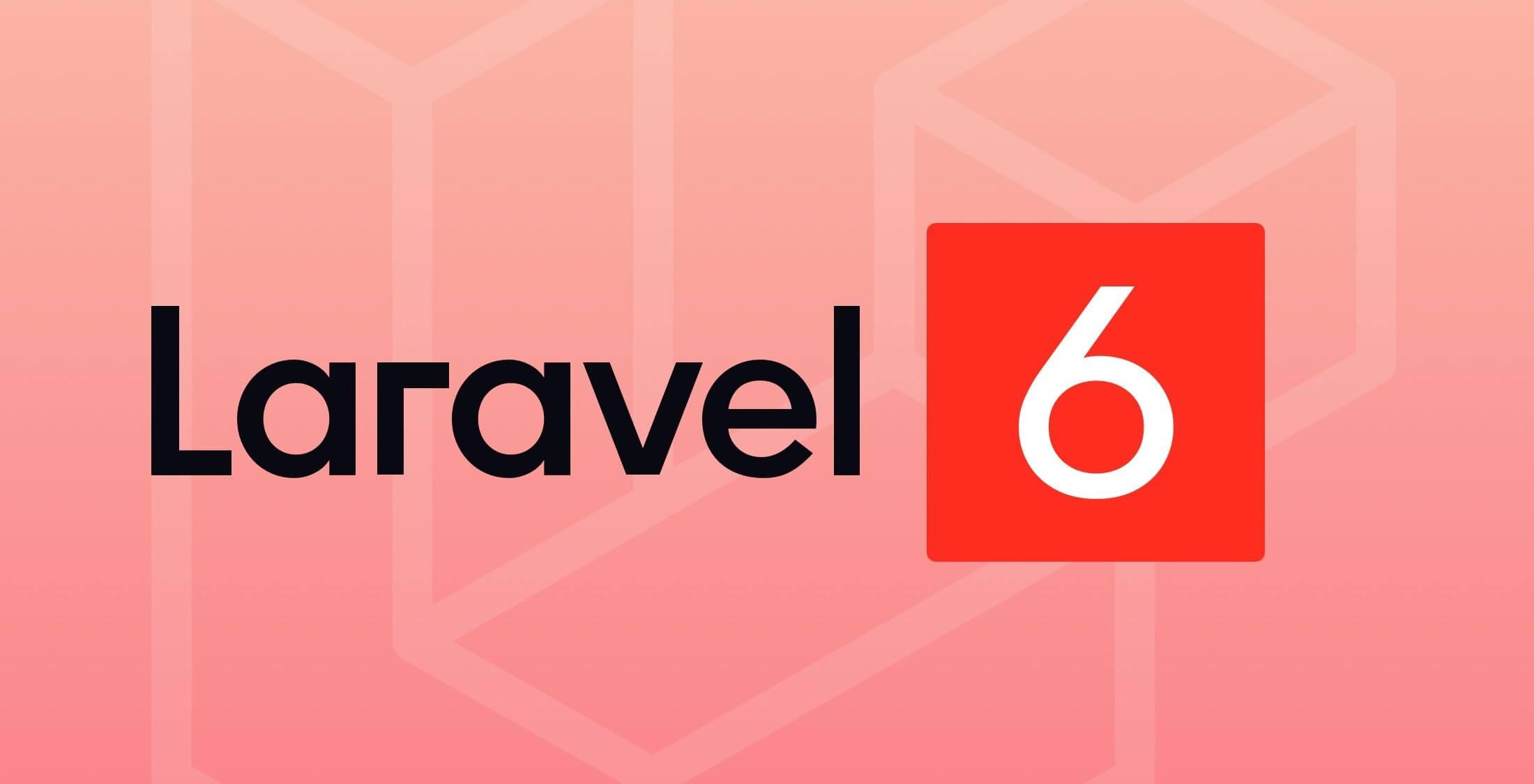 Laravel 6