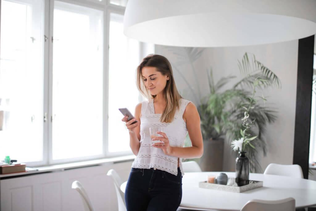 on demand messaging app