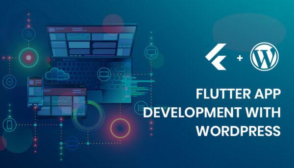 Flutter App Using WordPress
