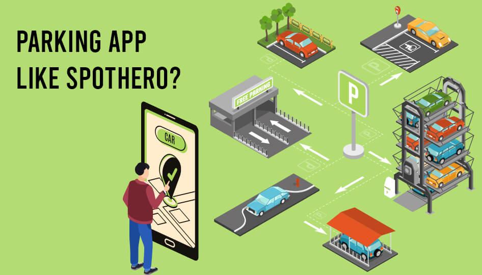 parking app like SpotHero?