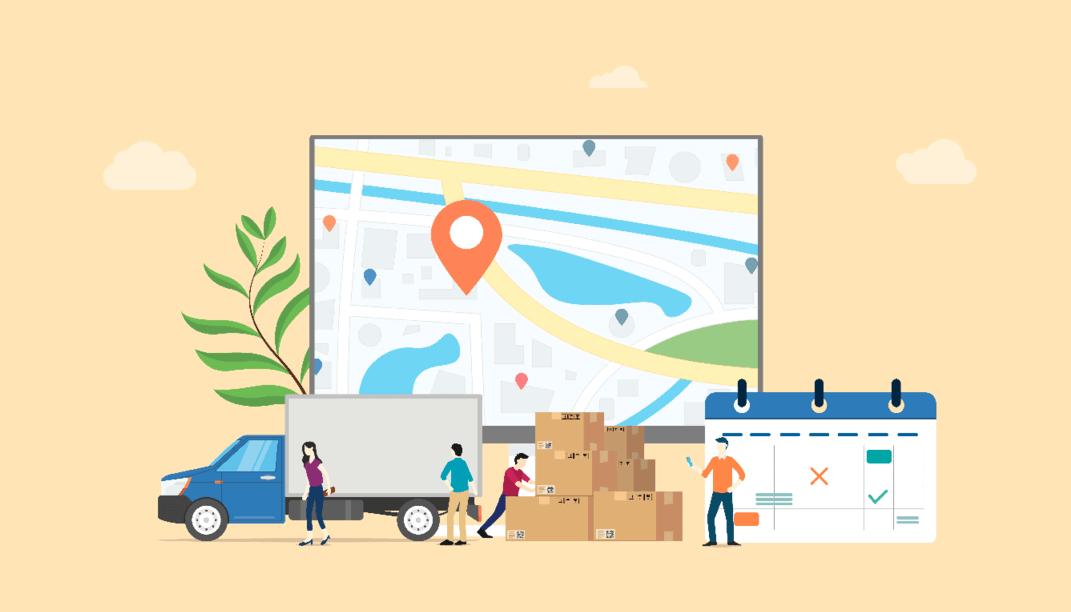 Logistic app Development Company