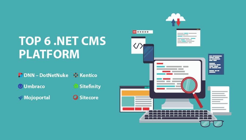 Top 6 .Net CMS Platform