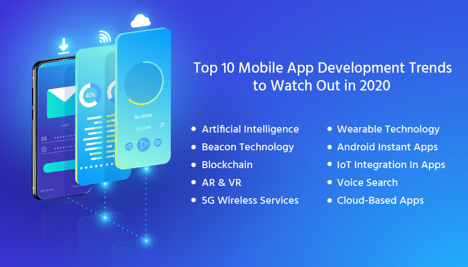 Top 10 Mobile App Development
