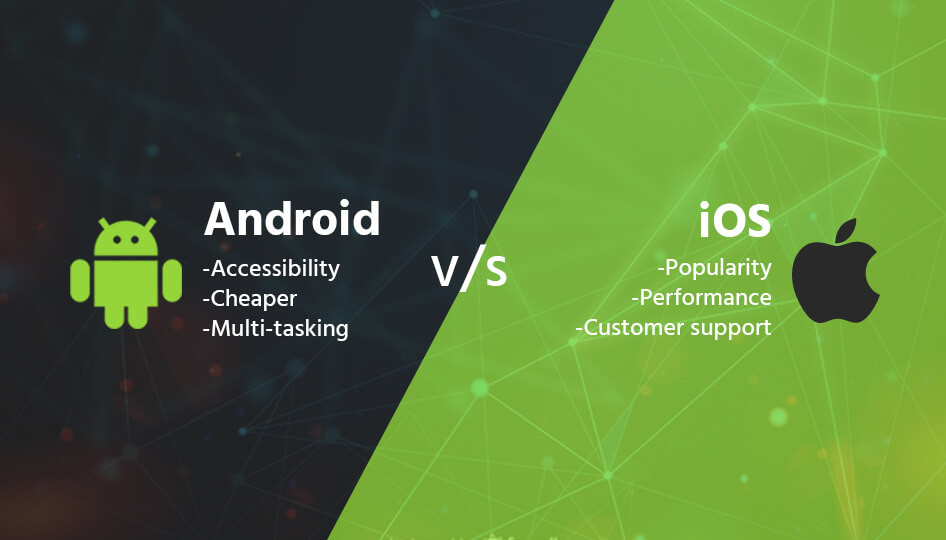 Which One TO Select? Ios or Android