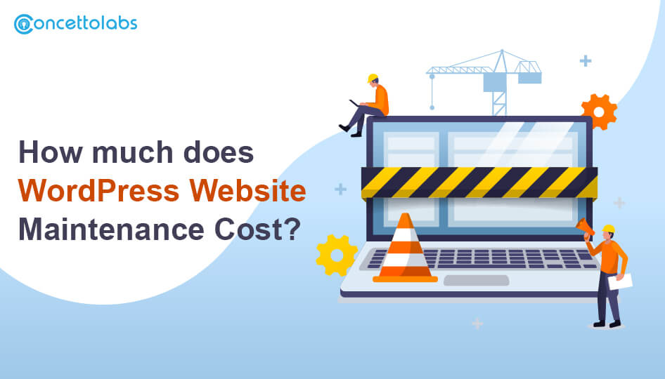 How much does WordPress website maintenance cost