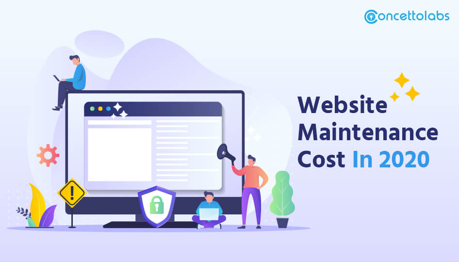 Website Maintenance Cost