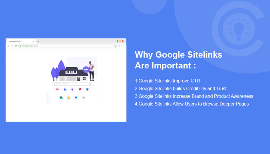 Why Google Sitelinks Are Important