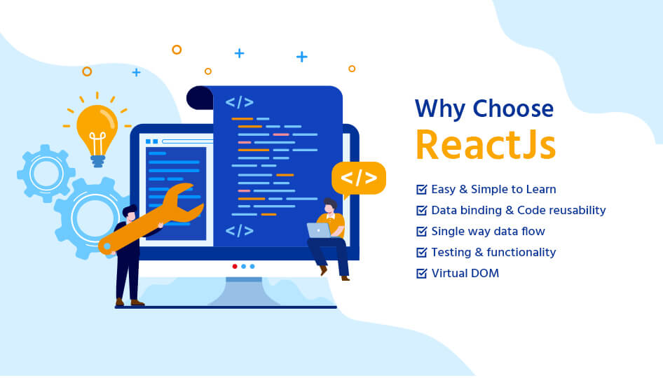 Why choose React.Js