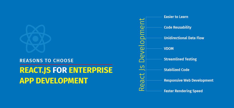 React.js for Enterprise App Development