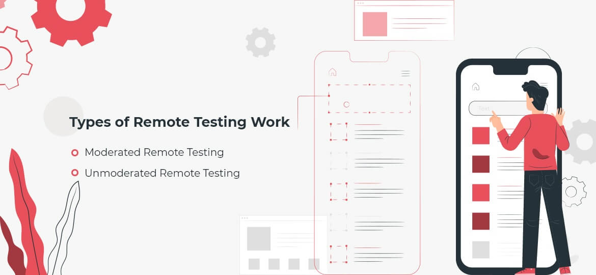 Types of Remote Testing Work