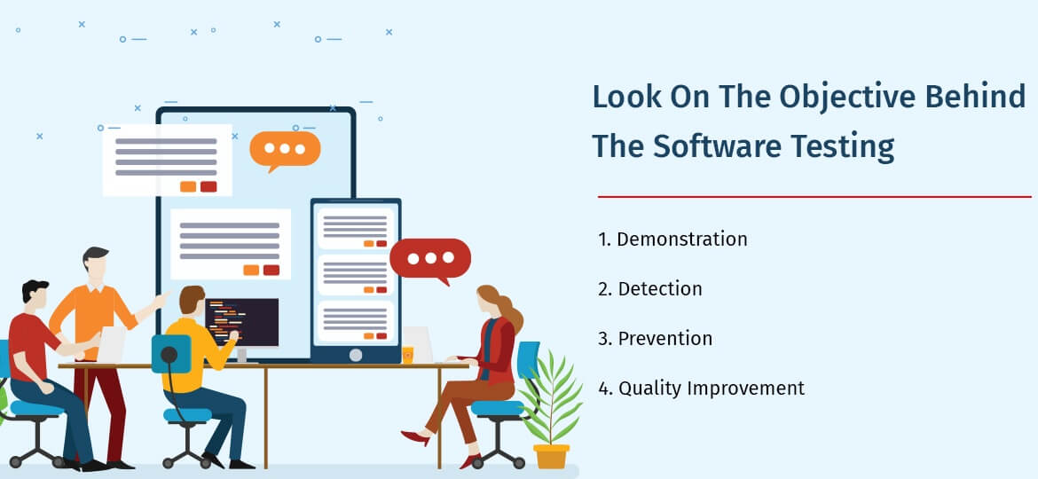 Look On The Objective Behind The Software Testing