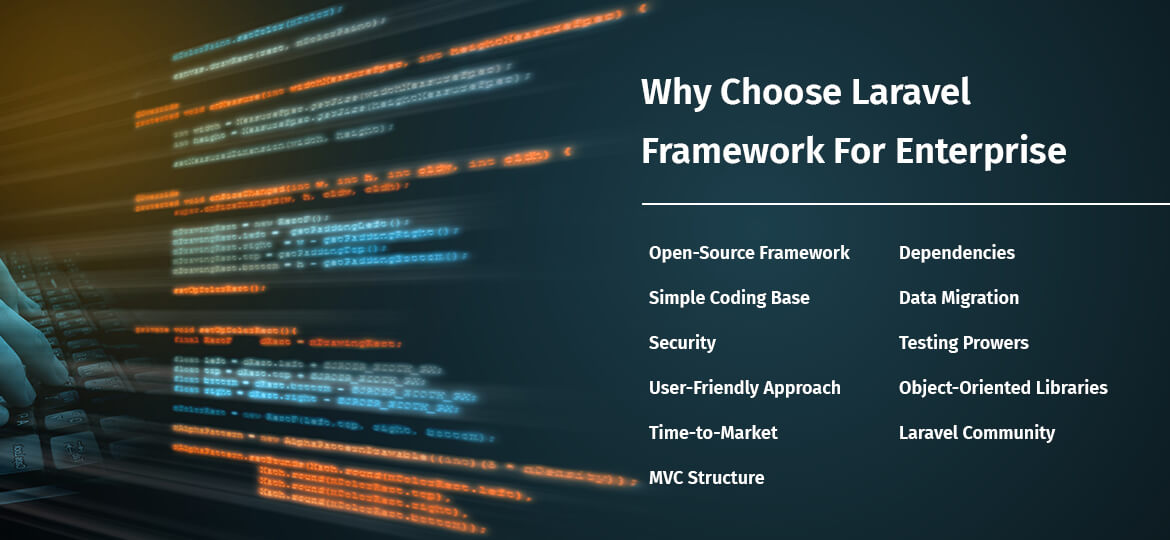 Why Choose Laravel Framework For Enterprise Web Application Development?