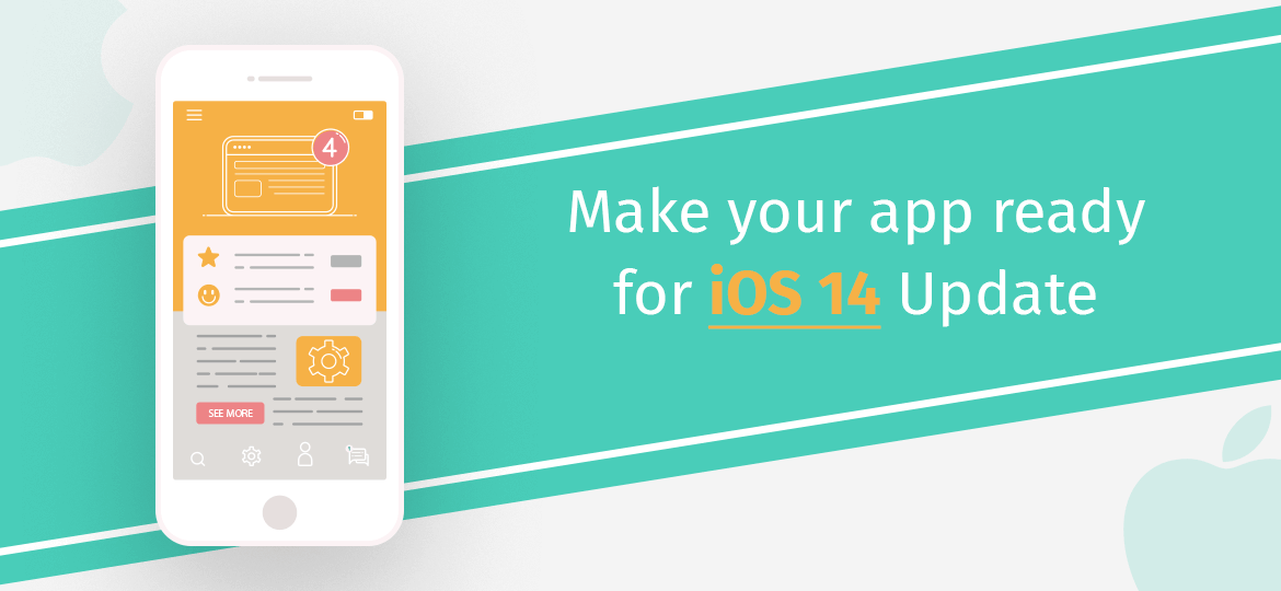 Make your app ready for iOS 14 Update