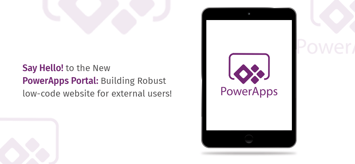 New PowerApps Portal
