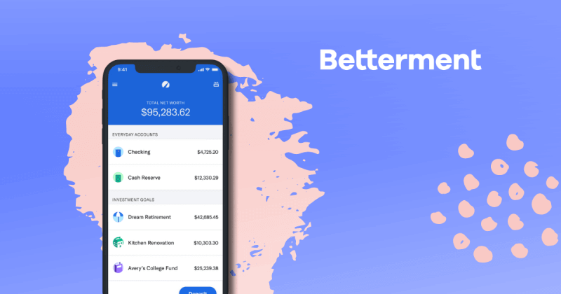 Betterment – Smart Money Manager