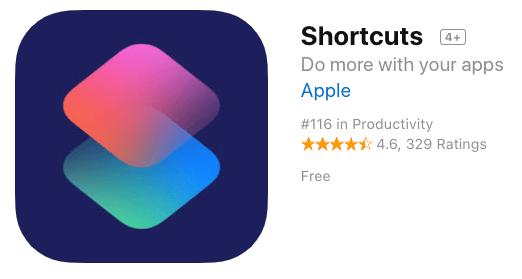 shortcuts-app