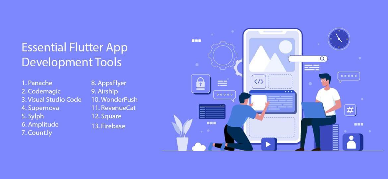 Essential Flutter App Development Tools