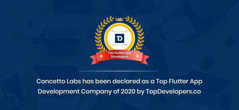 Top Flutter App Development Company of 2020
