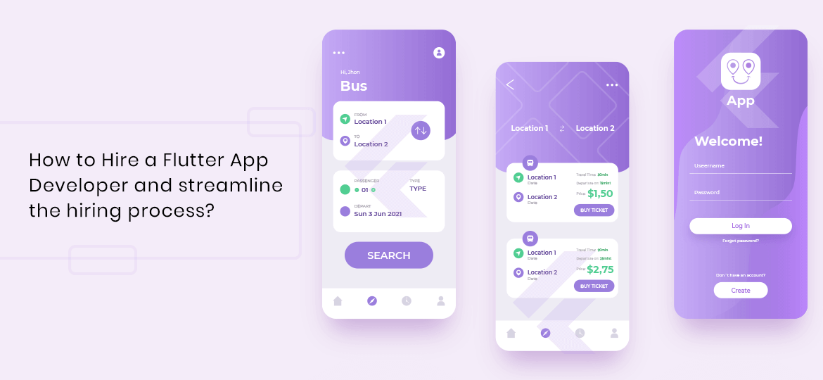How to Hire a Flutter App Developer and streamline the hiring process?